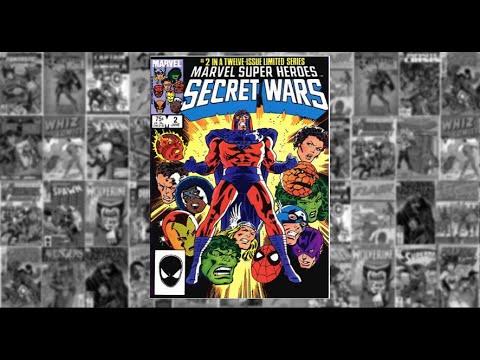 "Marvel Secret War: Book Two, ""Prisoners Of War"" - YouTube"
