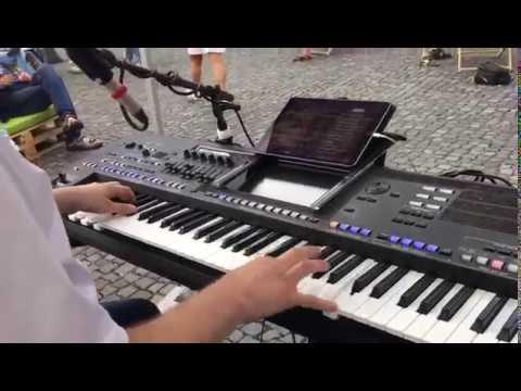 Route 66 Cover Pianist und Sänger, one man band Stuttgart