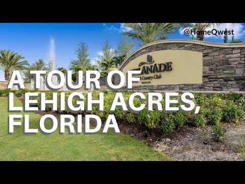 A Tour of Lehigh Acres, Florida
