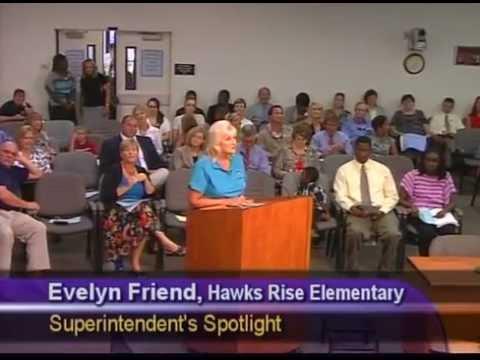 Hawks Rise Elementary School (Superintendent's Spotlight)