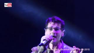 a-ha live  - The Wake (HD) Luna Park, buenos Aires -24-09-2015