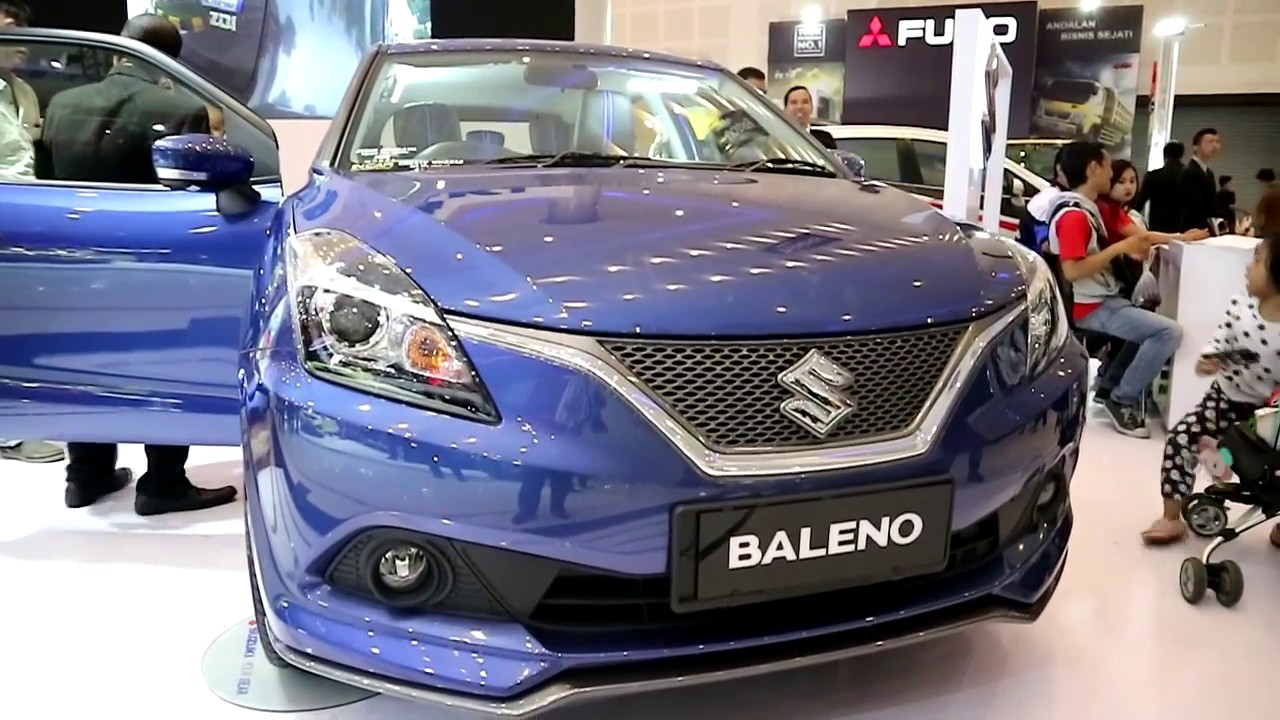 Suzuki Baleno  Ef Bf Bdr