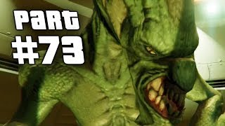 Grand Theft Auto 5 - Aliens Invasion - Gameplay Walkthrough Part 73 (GTA 5)