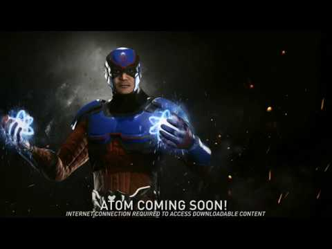 Injustice 2 -  Introducing Atom!