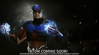 Video Injustice 2 -  Introducing Atom! download MP3, 3GP, MP4, WEBM, AVI, FLV Januari 2018