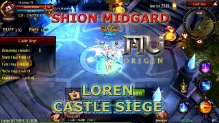 [Mu Origin] Castle Siege