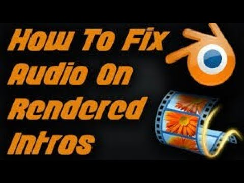 How to fix no sound in intro by panzoid in android (through converting MKV  to MP4)