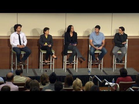 Start Me Up!  Entrepreneurs at Career Boost Camp 2013