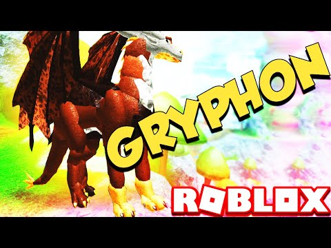 How To Make A Gryphon On Dragons Life Roblox Youtube - roblox gryphon horse hippogriff in horse world update