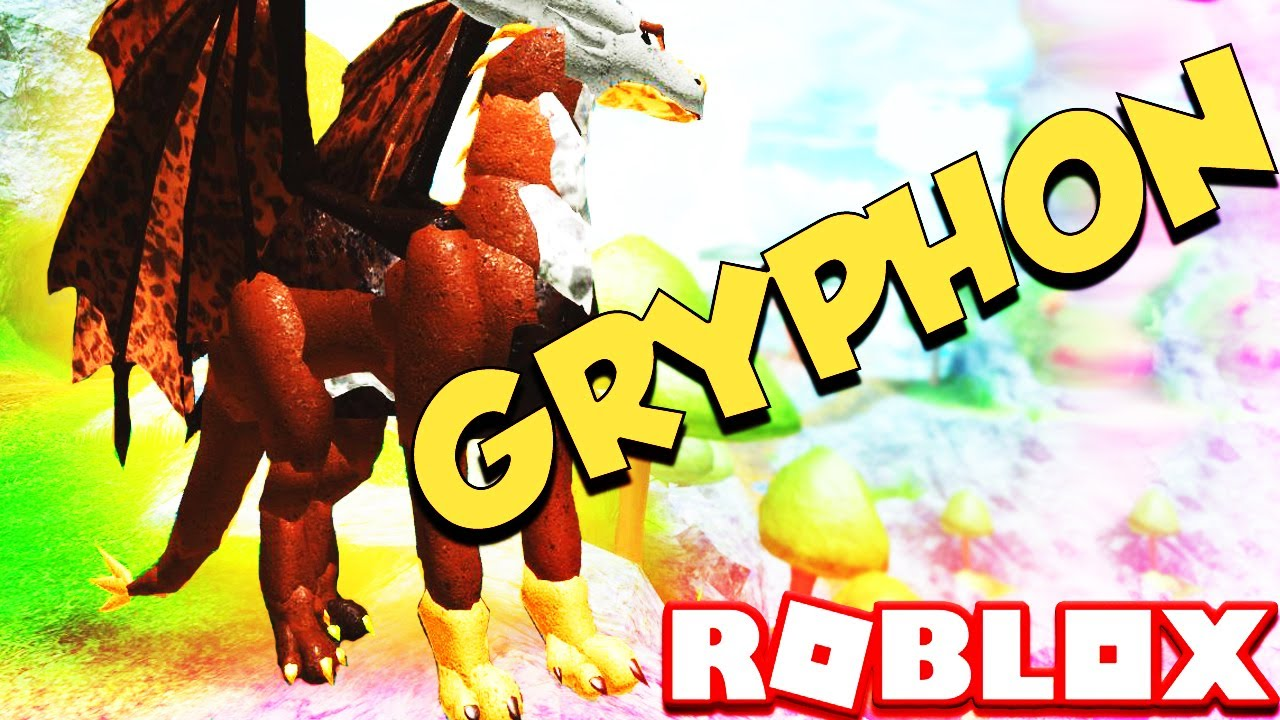 How To Make A Gryphon On Dragons Life Roblox Youtube
