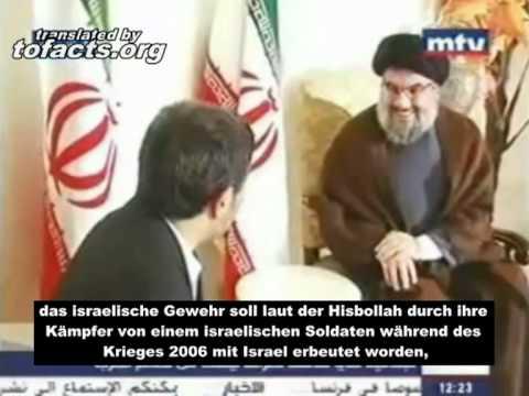 Yedioth Ahronoth: Hassan Nasrallah täuscht iranischen Präsidenten!