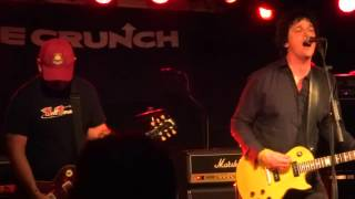 The Crunch - Neon Madonna 22/10/2015 Razzmatazz 3, Barcelona