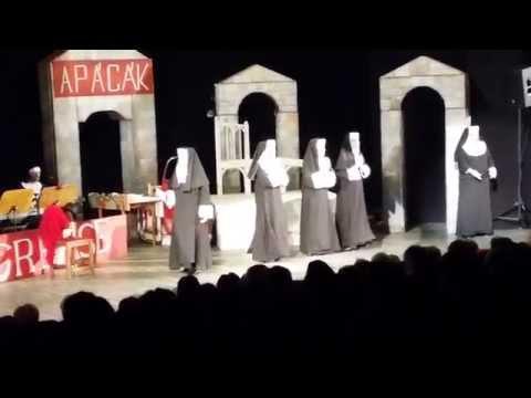 Apácák musical - Jeges nóta