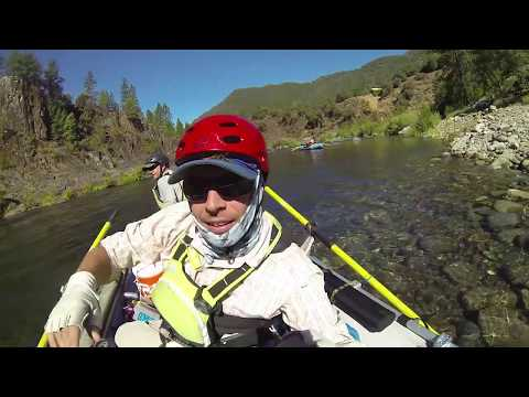 Fly Fishing The American River#2:  The Middle Fork