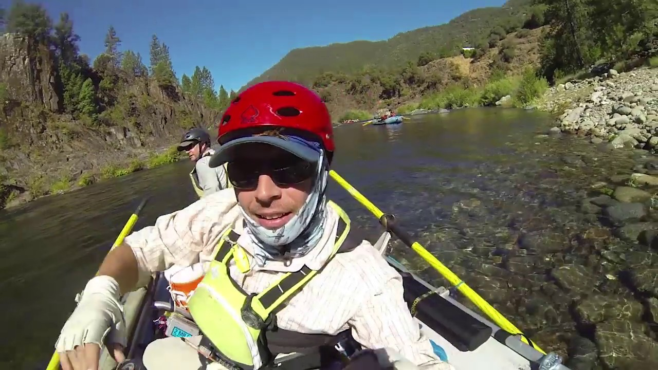 Fly fishing the american river 2 the middle fork youtube for American river fishing
