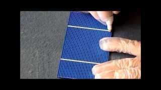 Solar Cell Tabbing Made Easy
