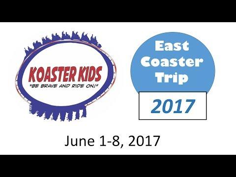 East Coaster Trip Travel Vlog