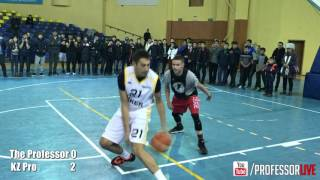 Repeat youtube video The Professor vs Kazakhstan Pro