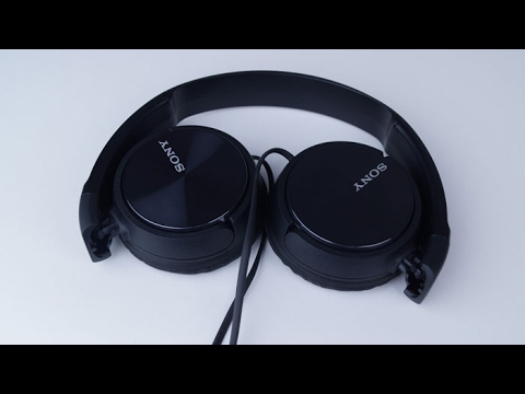 Sony MDR ZX310 Full Review - YouTube
