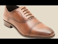 Red Tape Leather Formals Shoes(Tan).