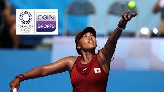 Tennis stars Naomi Osaka (JPN) & Andy Murray (GBR) in action | Tokyo 2020 Olympics Highlights screenshot 5