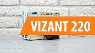 видео Видеорегистратор Vizant. Регистратор Визант купить в Москве