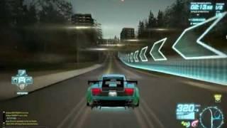 NFS world Gallardo vs BMW M3