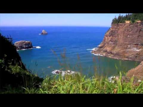Oregon Coast - Oswald Park, Cape Meares and Cape Lookout