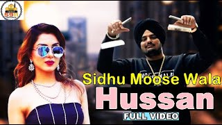 Hussan : Full Video Song | Hussan New Song By Sidhu Moose Wala |Game Sidhu, Latest Punjabi Song 2020
