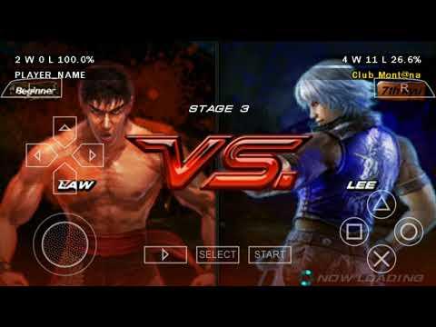 Tekken 6 Gameplay On Xiomi MI Redmi Note 4