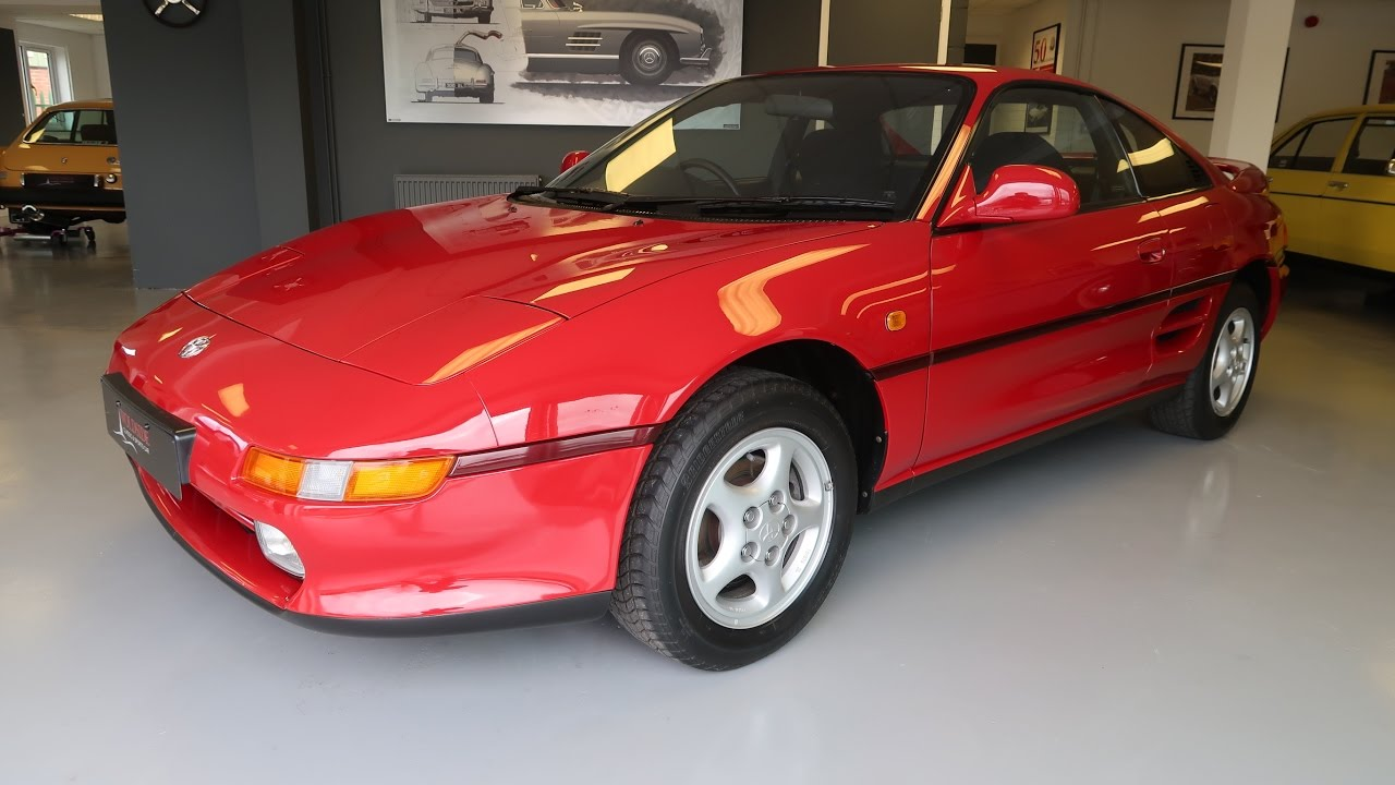 sold 1991 toyota mr2 gt coupe for sale in louth lincolnshire youtube. Black Bedroom Furniture Sets. Home Design Ideas