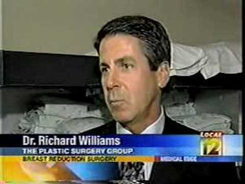Breast Reduction Surgery with Cincinnati Dr. Williams
