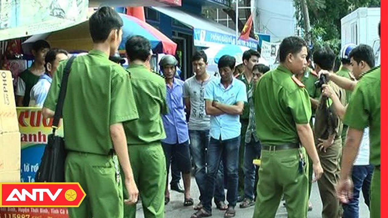 Nhật ký an ninh hôm nay   Tin tức 24h Việt Nam   Tin nóng an ninh mới nhất ngày 07/08/2020   ANTV