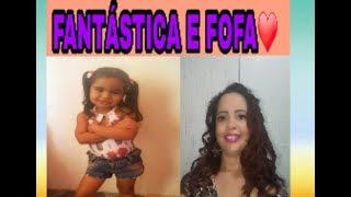 Volg: MENINA 2 ANOS  FANTÁSTICA, INTELIGENTE E FOFA | Elly Vaidosa