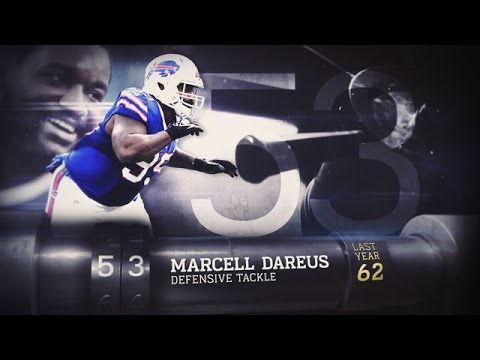 #53 Marcell Dareus (DT, Bills) | Top 100 Players of 2015