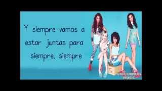Always Be Together - Little Mix (Traducida en Español)