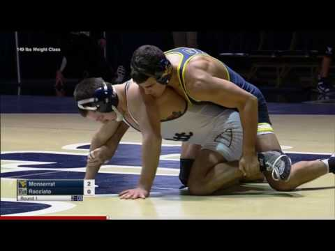 pitt vs west virginia 2016 wrestling dual