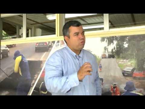 Jornal da Amazônia | Bola do Coroado vai receber nova camada asfáltica