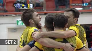 #CLVolleyM - Match of the Week Highlights - Maccabi TEL-AVIV vs Shakhtior SOLIGORSK