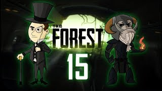 THE FOREST #15 : Monster Zip Line Ride