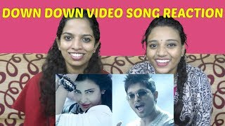 Down Down Video Song Reaction in Marathi   Race Gurram Songs   Allu Arjun, Shruti hassan