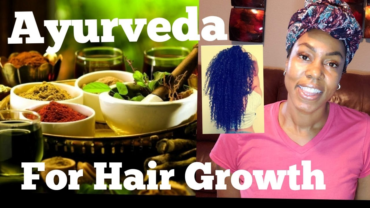 AYURVEDA FOR HAIR GROWTH ????