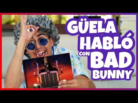 Daniel El Travieso - Güela Habla Con Bad Bunny! - DANIEL EL TRAVIESO VIDEOS