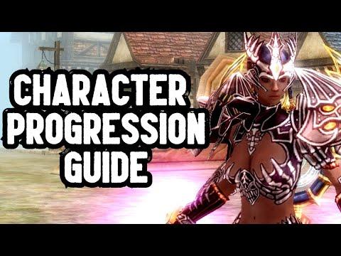 Character Progression Guide - Dekaron Asia