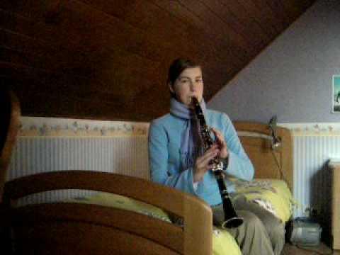fr re jacques la clarinette youtube. Black Bedroom Furniture Sets. Home Design Ideas