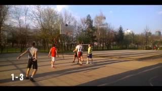 Streetball  3 on 3 Game - Sarajevo (Grbavica 1)  #1