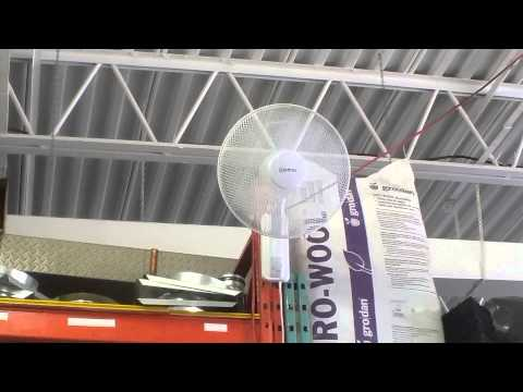 Hydroponic Aeroteq Wall Fan Holland Industry