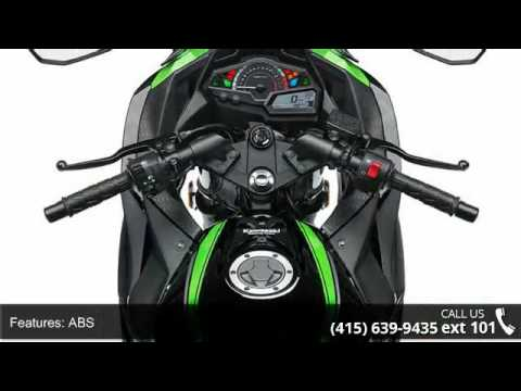 2017 kawasaki ninja 300 krt edition - sf moto - san franc - youtube