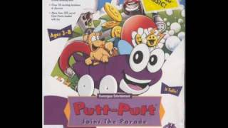 Putt-Putt Joins the Parade Music: The Cartown Pet Parade