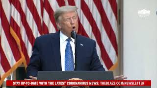 President Trump Delivers Remarks | June 1, 2020